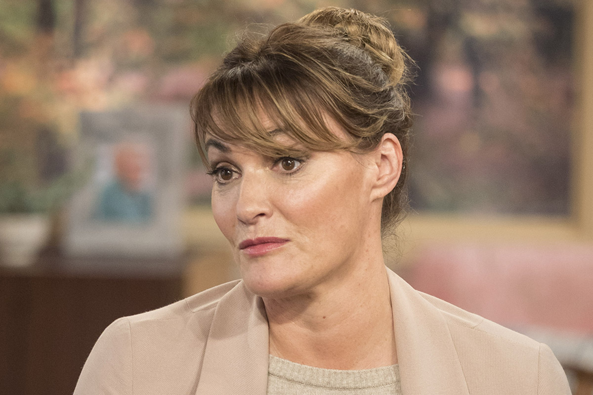 Broadchurch star Sarah Parish candidly discusses losing her eight-month-old daughter
