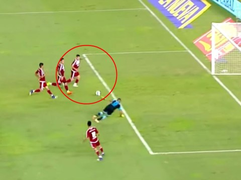 River Plate's Tomas Andrade suffers last minute miss of the season contender against Belgrano