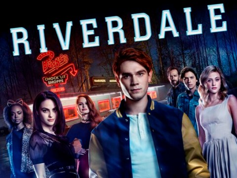 Netflix hit Riverdale has been renewed for a second series despite only being halfway through the first series