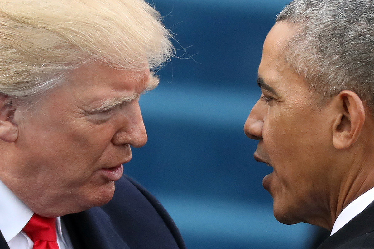 Trump calls for investigation into Obama 'wire tapping'