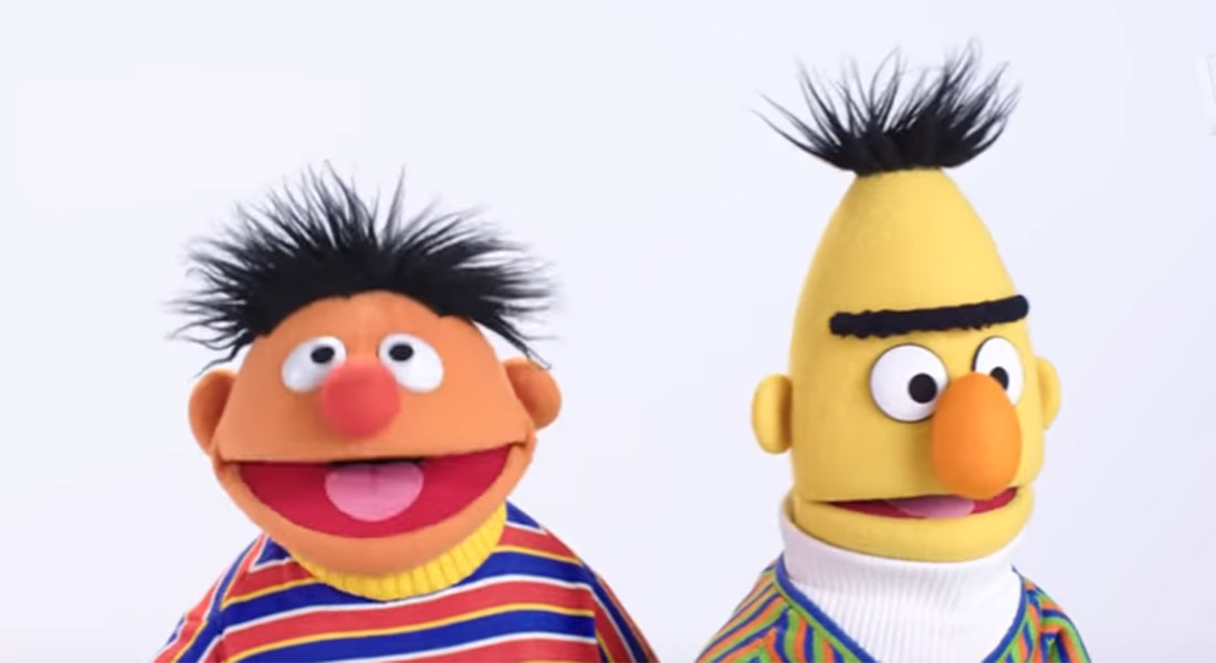 The Sesame Street cast read lines from classic movies and it was everything