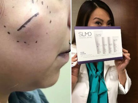 Your beloved Dr Pimple Popper is launching a skincare range