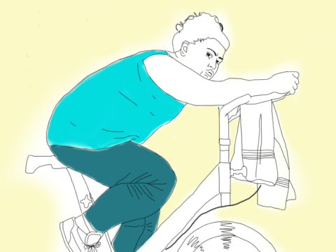 How to absolutely boss your spinning class