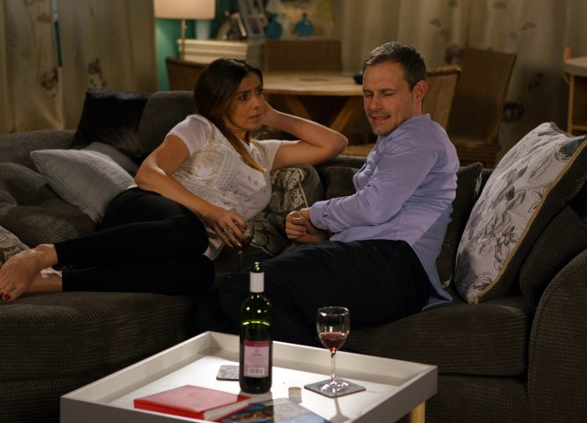 FROM ITV STRICT EMBARGO - Print media - No Use Before Tuesday 7th March 2017 Online Media - No Use Before 0700hrs Tuesday 7th March 2017 Coronation Street - Ep 9124 Friday 17th March 2017 - 2nd Ep Michelle Connorin a manner which alters the visual appearance of the person photographed deemed detrimental or inappropriate by ITV plc Picture Desk. This photograph must not be syndicated to any other company, publication or website, or permanently archived, without the express written permission of ITV Plc Picture Desk. Full Terms and conditions are available on the website www.itvpictures.com