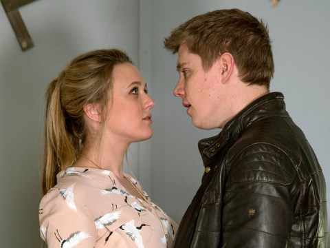 Emmerdale spoilers: Heartbreak as Robert Sugden betrays Aaron Dingle with Rebecca White tonight
