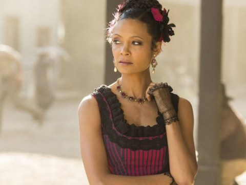 Thandie Newton felt more comfortable naked in Westworld than wearing her saloon outfit