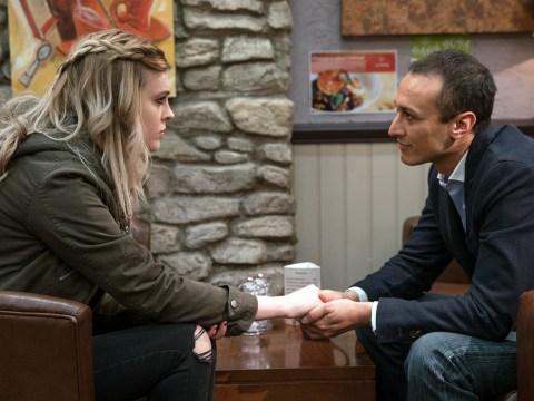 Emmerdale spoilers: Mysterious Nell destroys Jai Sharma's chances of custody of Eliza?