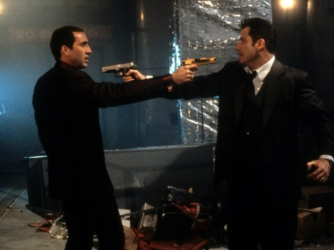 Why Face/Off is the ultimate 90s action movie