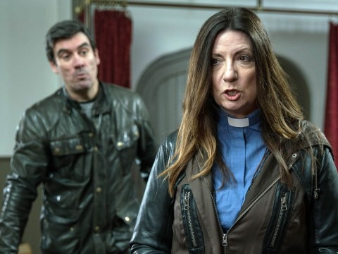 Emmerdale spoilers: Prison twist for Cain Dingle and Harriet Finch