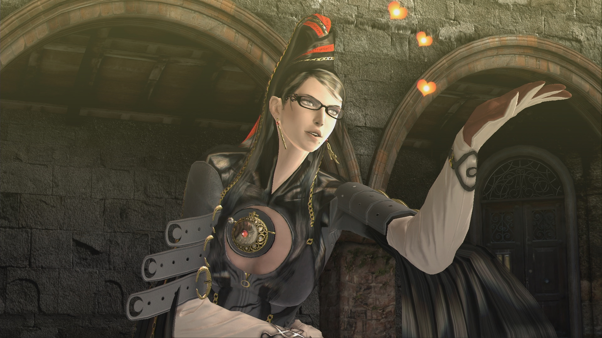 Bayonetta (PC) - fly her to the moon
