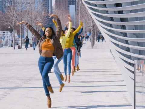 Hiplet – or hip-hop ballet – is helping Afro-American dancers own classical dance