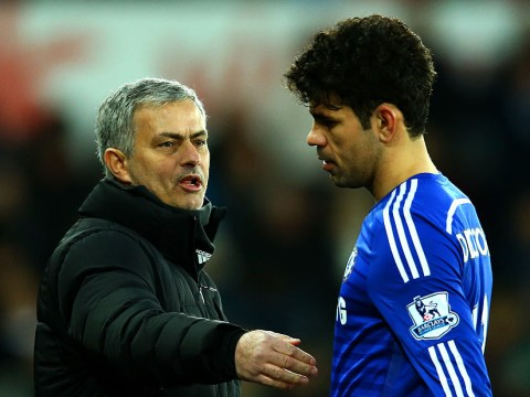 Diego Costa opens up on what happened at Chelsea last season under Jose Mourinho