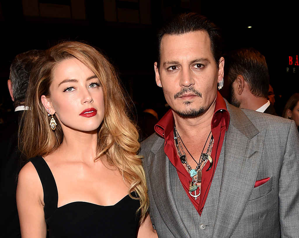 Johnny Depp's manager's knew he had been 'violent' with Amber Heard, explosive court documents reveal