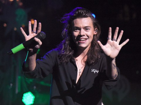 Harry Styles beats Ed Sheeran to score debut solo Number 1 with Sign Of The Times – even after that glitch