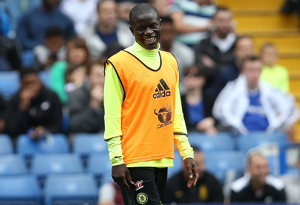 Oriol Romeu is almost rivalling Chelsea star N'Golo Kante, claims Southampton manager Claude Puel