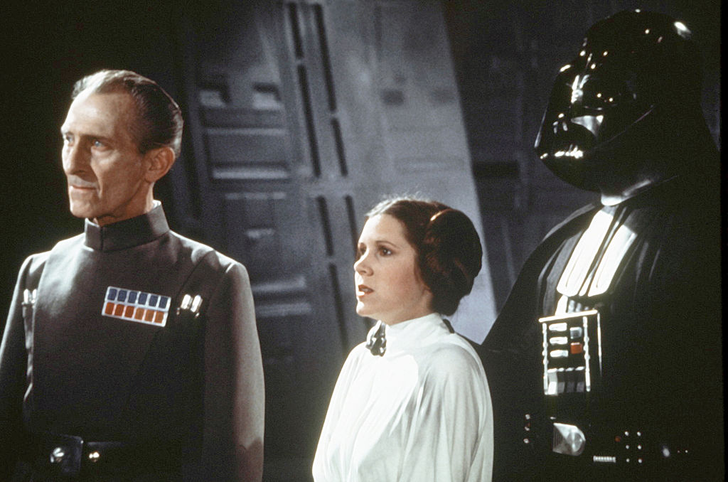 Carrie Fisher confirmed to be in Star Wars: Episode 9 after family give blessing to Disney