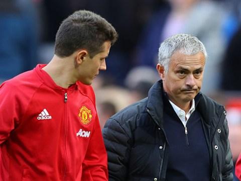Jose Mourinho explains Ander Herrera's 'game of the season' comments on Man City v Man Utd