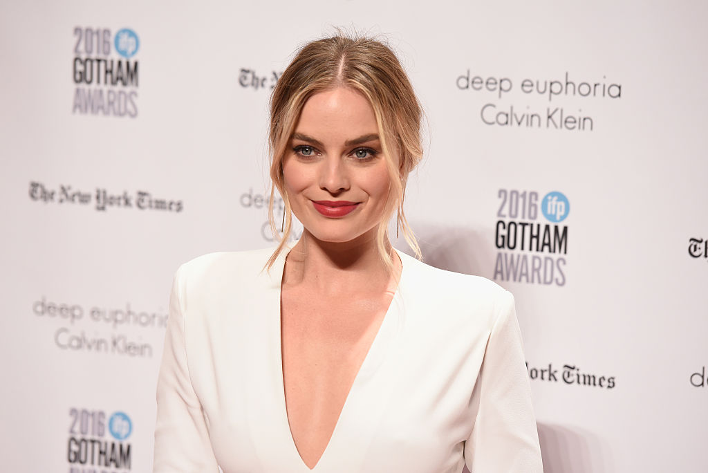 Margot Robbie reveals Suicide Squad role led to death threats
