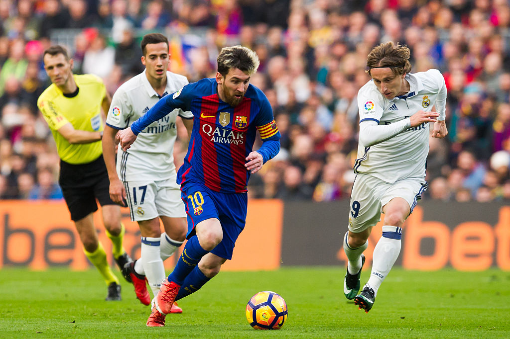 When is Real Madrid v Barcelona? TV channel, kick-off time ...