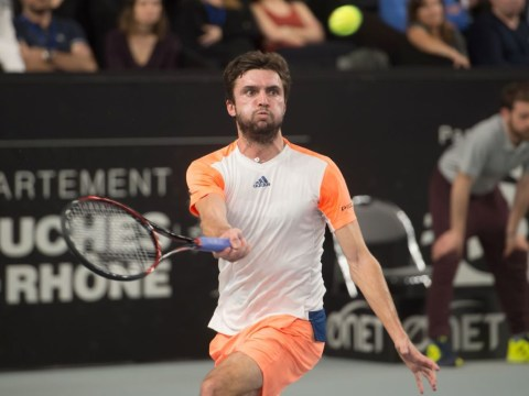 Gilles Simon pulls out of France's Davis Cup quarter-final with Great Britain