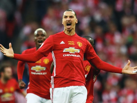 Zlatan Ibrahimovic isn't cut out for Manchester United's big games, says Paul Scholes