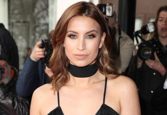 Ferne McCann is reportedly struggling in the weeks since ex-boyfriend Arthur Collins was charged for an alleged London acid attack (Picture: WireImage)