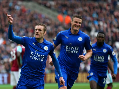 Leicester City match Tottenham record after five-game winning streak