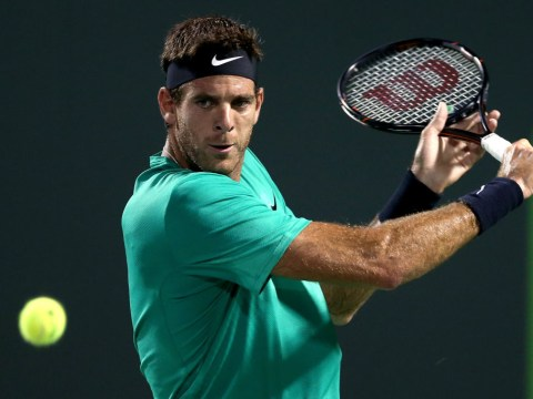 Juan Martin del Potro to join Rafael Nadal, Sir Andy Murray and Stan Wawrinka at Queen's Club