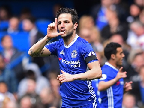 Cesc Fabregas plays down impact FA Cup semi-final v Tottenham will have on the title race
