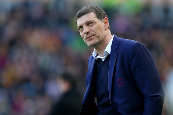 West Ham give Slaven Bilic vote of confidence following defeat to Hull