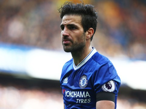 Chelsea line up shock move for West Ham midfielder to replace Cesc Fabregas