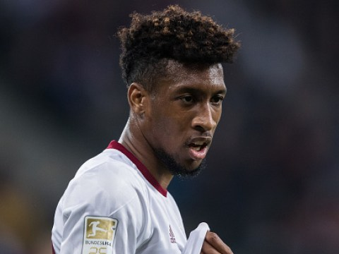 Arsenal make contact for Chelsea transfer target Kingsley Coman