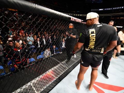UFC champion Daniel Cormier wants Jimi Manuwa fight before rematch with Jon Jones