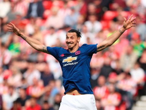 Manchester United's Zlatan Ibrahimovic says he feels like Benjamin Button after reaching incredible goal landmark