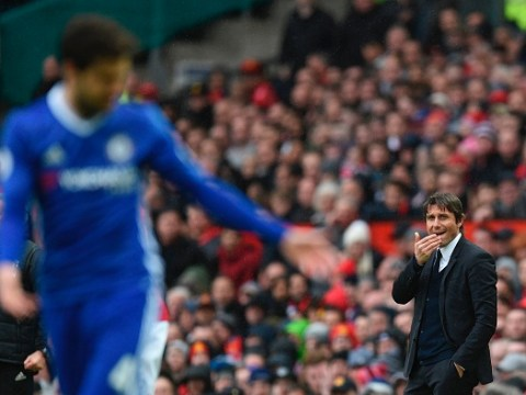 Antonio Conte gives very honest assessment of Chelsea's chances of winning the title