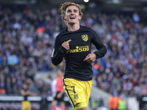 Atletico Madrid to offer Antoine Griezmann huge pay rise to thwart Manchester United move