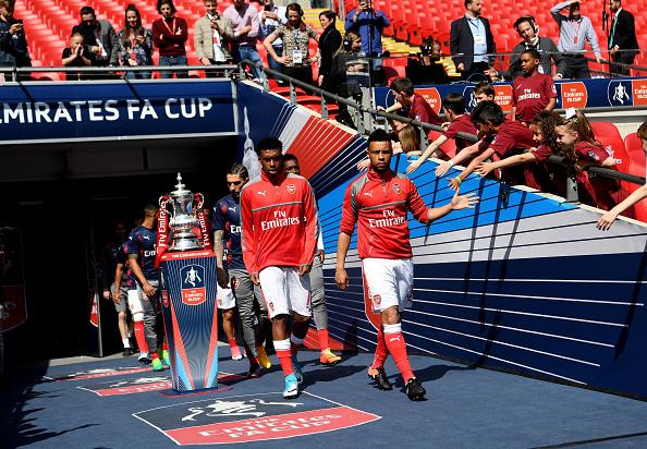 Ian Wright lays into Arsenal trio Gabriel, Aaron Ramsey and Olivier Giroud
