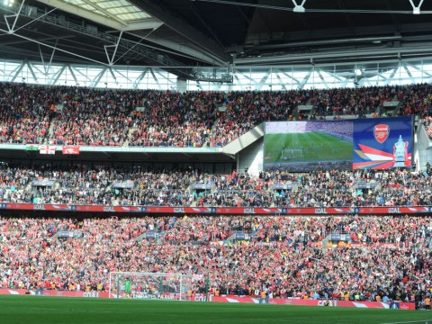 Arsenal and Chelsea fans allocated 28,000 tickets each for FA Cup final