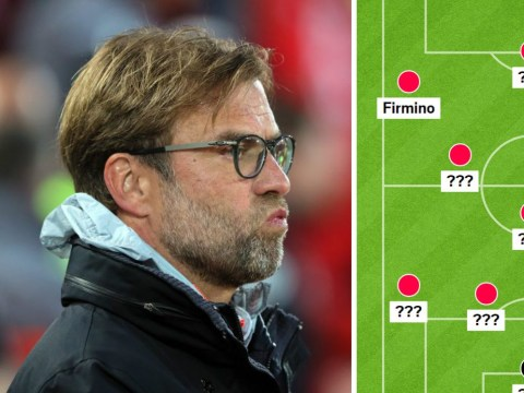 Liverpool line up options without injured trio Saido Mane, Philippe Coutinho and Adam Lallana