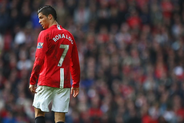 brand new e6e7a 0e61e Man Utd news: Cristiano Ronaldo reveals Alex Ferguson pushed ...
