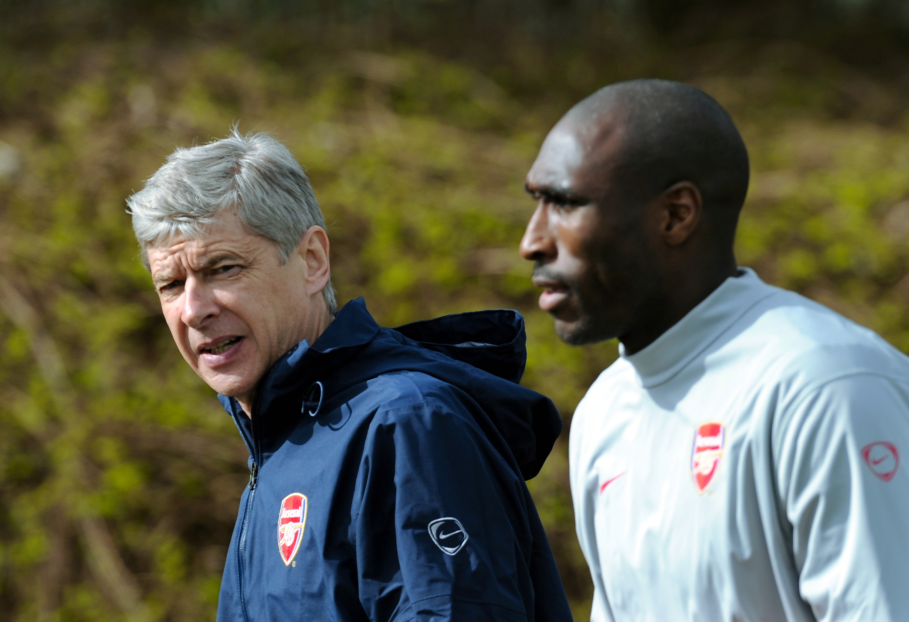 Sol Campbell expects under-fire Arsenal boss Arsene Wenger to sign two-year contract