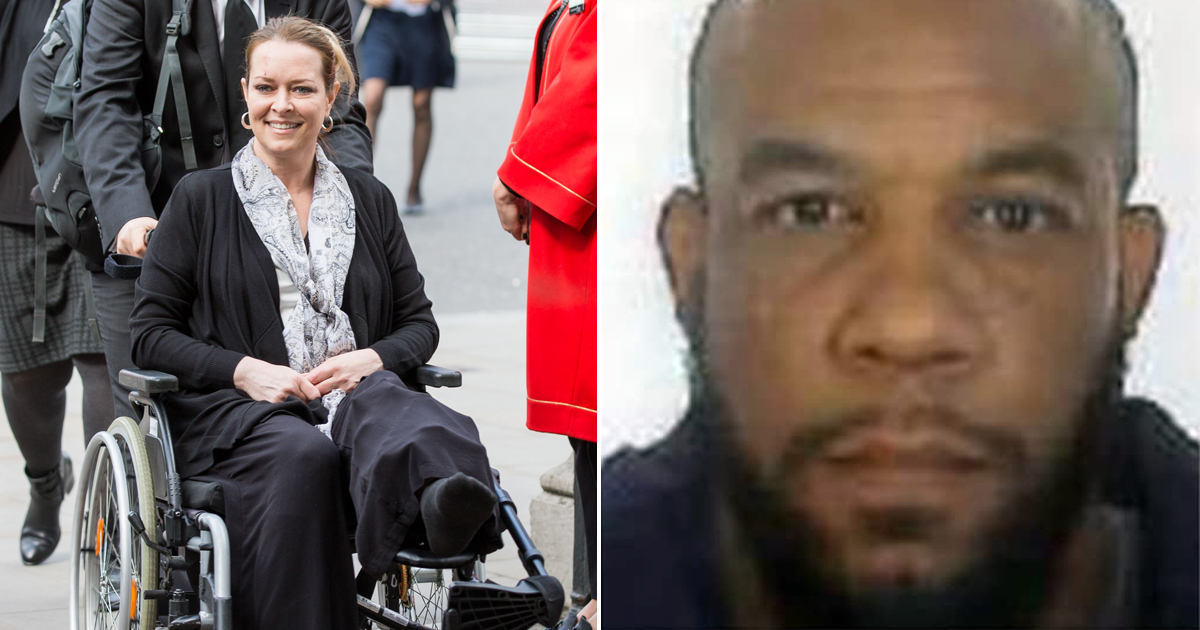 Westminster attack victim's wife has only pity for man who killed him