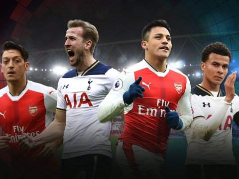 Arsenal and Tottenham player power rankings: Alexis Sanchez pips Harry Kane to top spot
