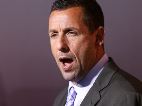 Adam Sandler hits back at his haters as he says 'I like my movies'