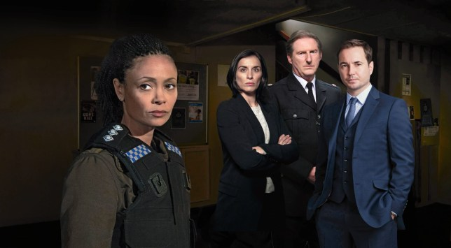 The Line Of Duty finale will reveal the identity of balaclava man (Picture: World Productions/BBC)