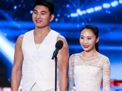 Britain's Got Talent dancers Gao Lin and Liu Xin actually got engaged on the Asian version of the show