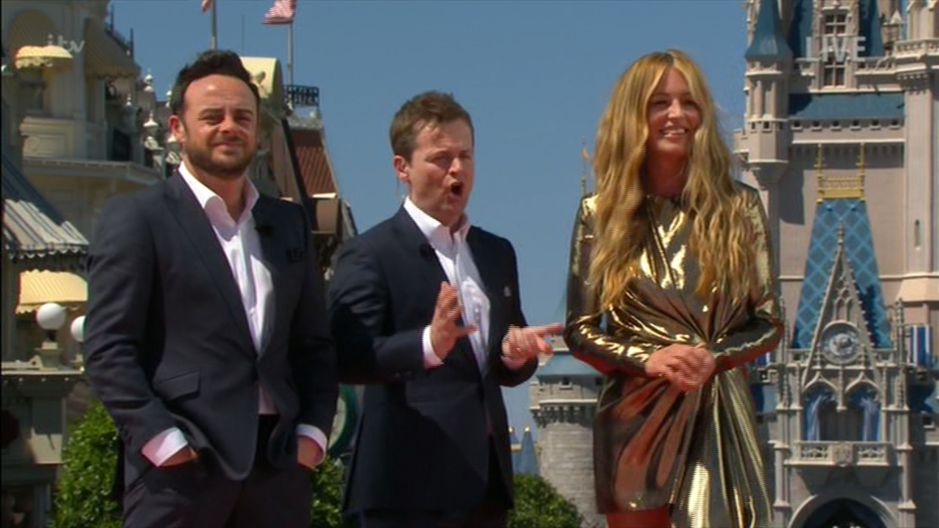 Cat Deeley and Ant and Dec CONFIRM SM:TV reunion as they reunite on Saturday Night Takeaway