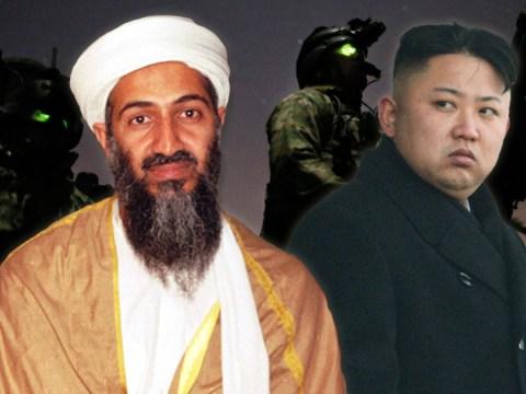 Navy SEAL team behind Osama bin Laden's death is plotting to 'incapacitate' Kim Jong Un