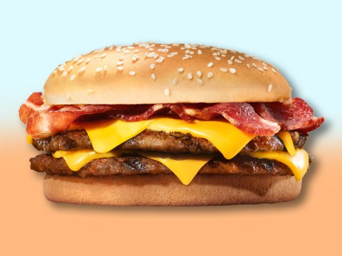 Burger King has launched the bacon packed menu of your dreams