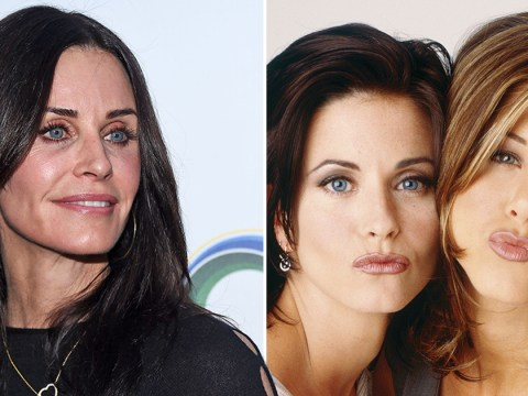 Courteney Cox explains why she turned down playing Rachel Green in Friends